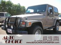Options Included: Front Disc/Rear Drum Brakes, 4WD,