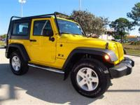 2000 Jeep Wrangler Sport in Excellent Condition Desert
