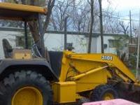 I have a 2000 year model its a 310E john deere backhoe