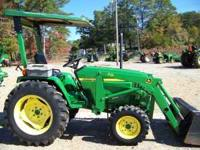 for sale is an extremely nice 2000 model John Deere 790