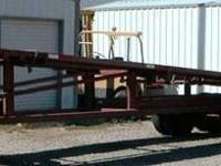 2000 Kaufman, 3-car Wedge Trailer, You can buy this