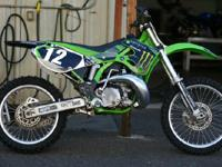 Make: Kawasaki Year: 2000 Condition: Used Exterior