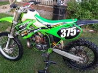 Up for sale is a great, fresh Kawi KX 250 Details: