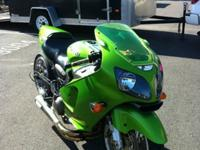 I am the only owner. This ZX12 was built with all the