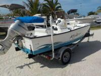 TRAILER: 2000 Magic Tilt INCLUDES: New custom mooring