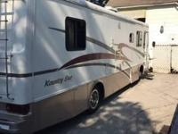 2000 kountry star by newmar 34ft class a all fiberglass