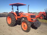 Tractors Utility Tractors 2280 PSN. 2000 Kubota M6800