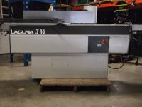 "LAGUNA J16 - PF/400 16"" Wood Jointer Features : The"