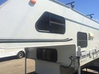 2000 Lance Model 1010 10 foot Cabover camper with one