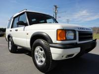 2000 Land Rover Discovery Series II SUV 4DR WGN Our