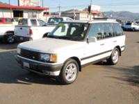 2000 Land Rover Range Rover 4.6 HSE Sport Utility with