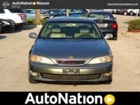 2000 Lexus ES 300 Our Location is: AutoNation Nissan