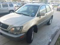 We are excited to offer this 2000 Lexus RX 300. This