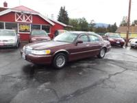 Very Impressive Lincoln Town Car! Please call  or visit