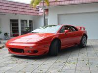 2000 Lotus Esprit V-8 Twin Turbo, Rare exotic: One of