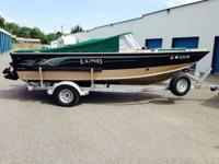 2000 Lund 1850 Tyee Grand Sport Boat is located in