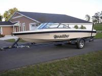 For sale is my 2000 Malibu Sportster Ski Boat. Has been