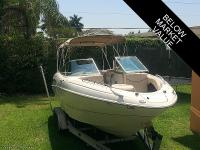 The 2000 Maxum 2300 is an excellent sport boat fits the