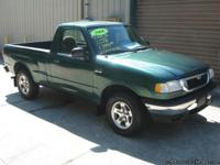 Mazda B-Series B3000 SE Reg. Cab 2WD 5 SPEED Green