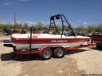 Great Ski/Wakeboard boat. PCM Chevy 350 V8 engine with