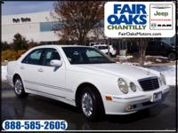 Super Clesn Low Miles E 320 4MATIC , 5-Speed Automatic,
