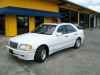 Options Included: N/AWHAT A DEAL, this 2000 C230 looks
