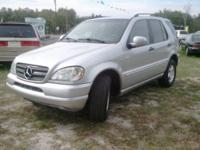 MERCEDES BENZ ML 320  - POWER: WINDOWS, DOORS,