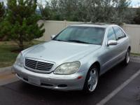 Used 2001 Mercedes-Benz S430 159,000 miles (low miles)