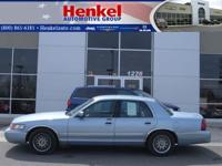 Options Included: N/AFRESH TRADE! THIS GRAND MARQUIS IS