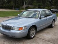 Options Included: N/AMint condition Grand Marquis.