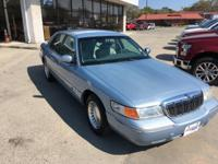 Grand Marquis LS, 4D Sedan, 4.6L V8 SEFI, 4-Speed