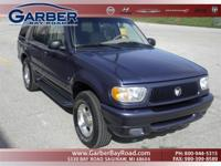 Options Included: N/A2000 Mercury Mountaineer Monterey