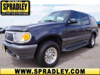 2000 Mercury Mountaineer Sport Utility Our Location is: