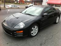 Options Included: N/AThis 2000 Mitsubishi Eclipse is