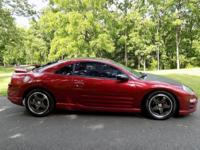 2000 Mitsubishi Eclipse GT Coupe 2-Door. The 3.0L V6