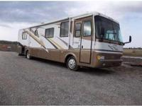 2000 Diplomat Monaco Motorhome First Class Travel at a