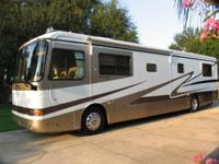 2000 Monaco Dynasty PBS luxury motorhome. Always