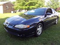 Have a Dark Blue SS Monte for sale. Bought for daughter