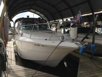 2000 Monterey 302 CR Boat is located in
