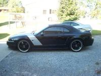 2000 mustang convertable gt 5 speed x pipe with