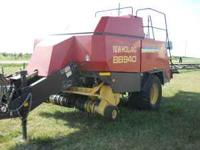 FIELD READY, 3X3 BALER, APPX 30,000 BALES. SPECIAL