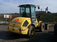 2000 New Holland Construction W50 2000 New Holland W50