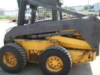 For Sale is a 2000 New Holland LS180. Has good tires