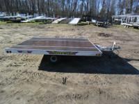 Up for Auction: 2000 Newmans Sled Bed 2 Place