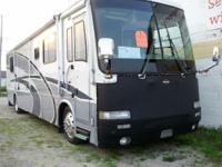 2000 Newmar Mountain Aire. Now in storage for the