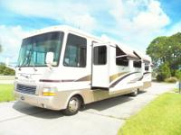 Mountain Aire Model 3758, 38 feet, Class A Gas, Ford