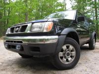Options Included: N/AThis 2000 Nissan Frontier SE V6