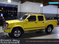 Exterior Color: solar yellow metallic, Body: Crew Cab