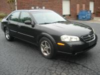 2000 Nissan Maxima 4dr Sdn GXE 5 Speed Manuel Please