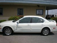 Options Included: Alloy Wheels, CD Changer, Cruise